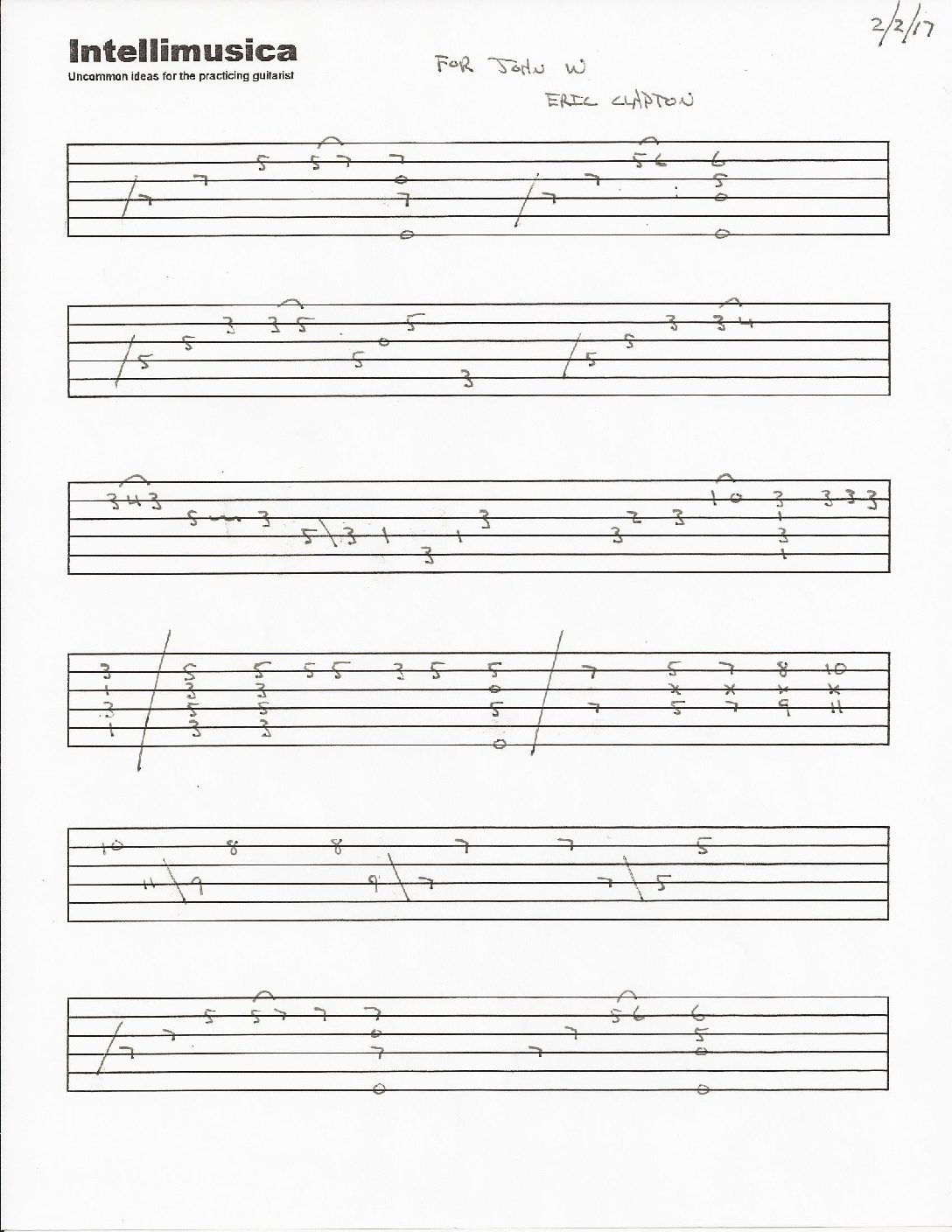 A drop in the ocean guitar chords images guitar chords examples eric clapton for john w a guitar tribute to john wetton tab fatherlandz images hexwebz Image collections