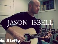 Jason Isbell: Pancho & Lefty (guitar line)
