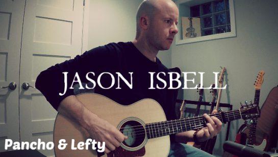 Jason Isbell: Pancho & Lefty (guitar line)