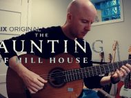 The Haunting of Hill House (Netflix): Main Title for classical guitar