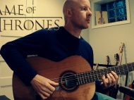Jenny of Oldstones (Florence + the Machine) for classical guitar