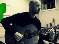 you should see me in a crown - for classical guitar