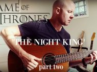 Game of Thrones: The Night King (part two) for guitar