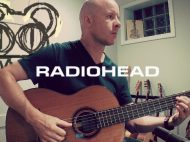 Radiohead: Codex (fingerstyle guitar)