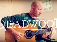 Deadwood (HBO): theme for guitar