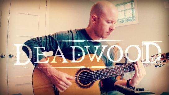 Deadwood (HBO): theme for guitar
