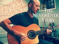 Stranger Things (Season 3): The NeverEnding Story | fingerstyle guitar