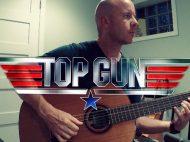 TOP GUN Anthem | fingerstyle guitar + TAB