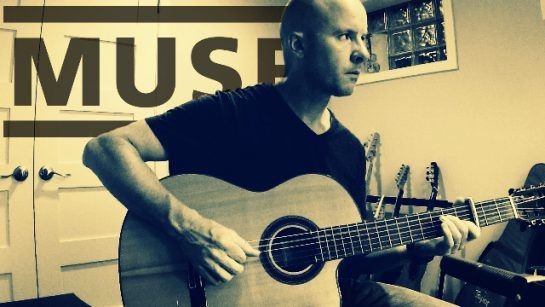 MUSE: Undisclosed Desires   fingerstyle guitar