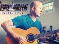 Avengers: Endgame - The Real Hero | fingerstyle guitar + TAB