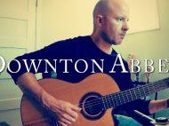 Downton Abbey Theme | fingerstyle guitar