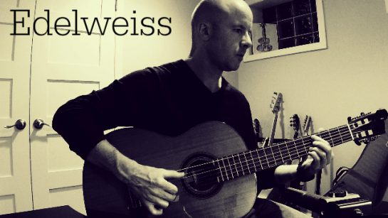 Edelweiss | fingerstyle guitar